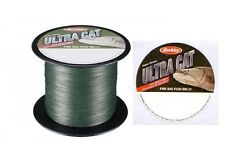 Berkley Ultra Cat Braid 130lb (60kg) 0.40mm 1500m Bulk Spool