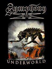 SYMPHONY X cd cvr UNDERWORLD MONSTER DATES Official Tour SHIRT XXL 2X new