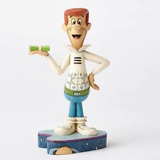 JIM SHORE HANNA BARBERA JETSONS Figurine Statue PATRIARCH GEORGE Winning Pose