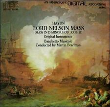 Haydn: Lord Nelson Mass New CD
