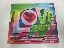 cd AA.VV.  Radio Italia Love 2017