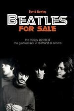 Beatles for Sale: The Musical Secrets of the Greatest Rock 'n' Roll Ba-ExLibrary