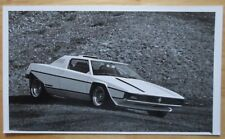 FERRARI Rainbow by Bertone original Factory Press photo 1976 - no brochure
