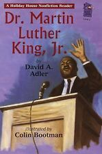 NEW Dr. Martin Luther King, Jr. by David A. Adler Paperback Book (English)