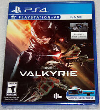 Eve Valkyrie - Playstation 4 PS4 VR - NEW & SEALED