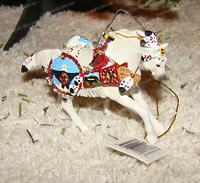 12416 - SACRED REFLECTION of TIME Ornament (Trail of Painted Ponies) Retired