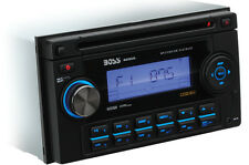 BOSS 822UA DOUBLE 2 DIN CAR AUDIO CD/MP3/USB/AUX/iPOD/iPHONE PLAYER RADIO STEREO