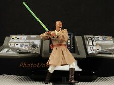 "Hasbro Star Wars 3.75"" Figure 1:18 Jedi Council Master Mace Windu 2001 S289"