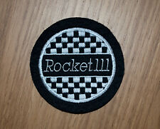 CLASSIC TRIUMPH ROCKET 3 MOTORCYCLE EMBROIDERED PATCH