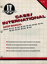 """CASE/IH (SEE PICTURE 2 FOR MODELS)  TRACTORS  I+T SHOP  MANUAL C-36  """"NEW"""""""