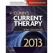 Conn's Current Therapy 2013: Expert Consult: Online and Print, 1e-ExLibrary