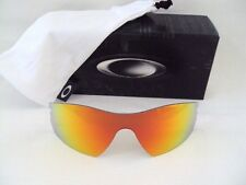 100% AUTHENTIC NEW OAKLEY RADAR PITCH REPLACEMENT LENS FIRE 11-377