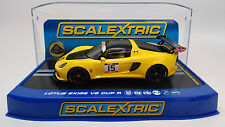 Scalextric Lotus Exige V6 Cup-R DPR Lights 1/32 Scale Slot Car C3509