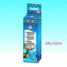 JBL EasyTest 6in1*TH,CH,PH,NO2,NO3,CL2 test aquatic test water