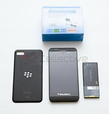 Used BlackBerry Z10 16GB Black Unlocked GSM / Verizon CDMA Smartphone Very Good
