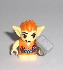 LEGO Elves - Bieblin - Figur Minifig Elfen Kobold Dorf Goblin Troll Gnom 41185