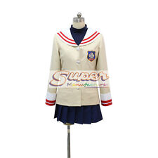 Clannad Nagisa Furukawa Uniform COS Clothing Cosplay Costume