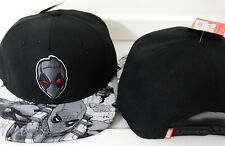 Deadpool X-Force Sublimated Bill Marvel Comics Snap Back Hat Nwt