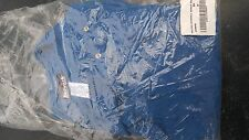 Bulwark Royal Blue Nomex IIIA 6oz Coveralls 38 sh Regular HRC1 item# CNB6RB6
