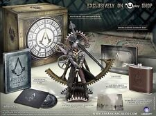 Assassins Creed Syndicate Exclusive Big Ben Collector's Edition NO GAME NEW
