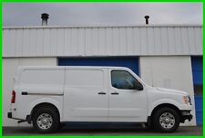 2013 Nissan NV NV3500 HD 5.6L V8 Professional Partition Shelving