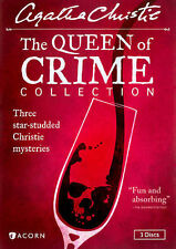 Agatha Christie's The Queen of Crime Collection, Good DVD, ,