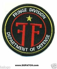 FRINGE TV SHOW PATCH - FRNG1