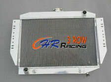 3 ROW ALL ALUMINUM RADIATOR FOR JEEP CHEROKEE WAGONEER J-SERIES 72-79 NEW