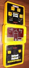 Vintage 1970's COLECO Head To Head Basketball Electronic Game WORKING