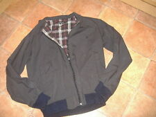TEDDY SMITH MENS HARRINGTON JACKET,SIZE S,G/C,DESIGNER MENS JACKET