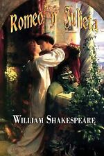 Romeo y Julieta by William Shakespeare (2015, Paperback)