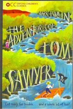 THE ADVENTURES OF TOM SAWYER by MARK TWAIN  ~ OXFORD CHILDRENS CLASSICS