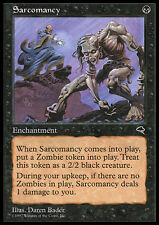 MTG SARCOMANCY EXC - SARCOMANZIA - TE - MAGIC