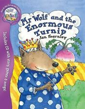 Mr Wolf and the Enormous Turnip (Mr. Wolf Books)