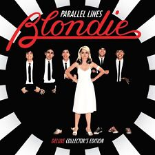 BLONDIE - PARALLEL LINES: DELUXE COLLECTOR'S CD & DVD ALBUM SET (2008)