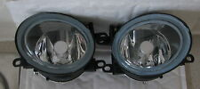 MG Rover Pair Front Fog Spot Lights Lamps F MGF 200 400 75 Land Rover Freelander
