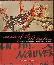Secrets of the Red Lantern by Pauline Nguyen, Luke Nguyen, Mark Jensen