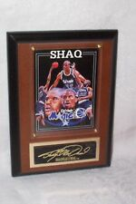 Shaquille O'Neal Orlando Magic Collectors Plaque New In Box