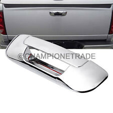 Chrome Rear Tailgate Handle Cover For 02-08 Dodge Ram1500 2500 3500 Pickup CT