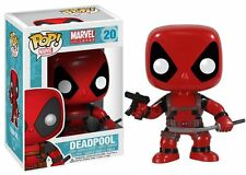 Deadpool Funko Pop Bobble Head Figura De Vinilo! oficial 3052