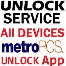 Metro PCS USA Kyocera Hydro ELITE C6740 C6740N Unlock Mobile App Service Code