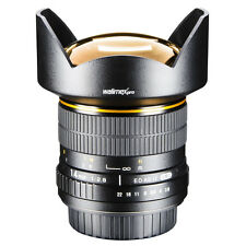 Walimex pro AE 14mm 2,8 ED AS IF umc F. Nikon d3000 d3100 d3200 d5000 d5100, etc.