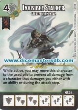 Invisible Stalker Greater Elemental #74 - Dungeons & Dragons Batt., Dice Masters