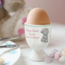 Me to You Personalised Egg Cup Easter Gift Personal Message Tatty Teddy