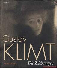 Libro especializado Gustav Klimt, los dibujos, gran visión, Viena, muchas imágenes, nuevo