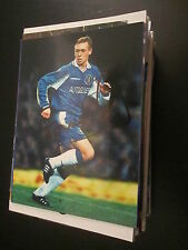 28368 Mikael Forsell FC Chelsea original signiertes Autogrammfoto
