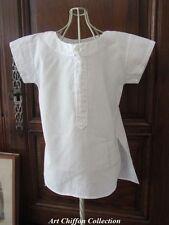 Chemise de petit garçon comme celle de papa hauteur 42 cm-  Réf 268B-10
