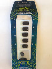 Fantasy Makers Wet N Wild Glow In the Dark Press-On Nails Halloween Costume