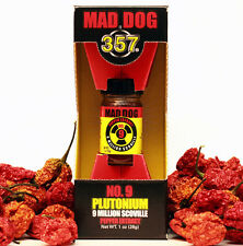 MAD DOG 357 PLUTONIUM 9 MILLION SCOVILLE