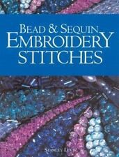 Bead & Sequin Embroidery Stitches